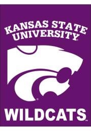 K-State Wildcats 30x40 Purple Silk Screen Banner