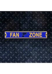 St Louis Blues Fan Zone Magnet