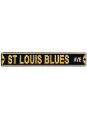 St Louis Blues Avenue Magnet