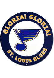St Louis Blues Play Gloria Sign