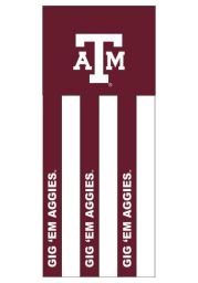 Texas A&M Aggies 40in Maroon, White Windsock