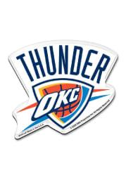Oklahoma City Thunder Logo Keychain