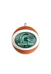 Michigan State Spartans Replica Ball Ornament