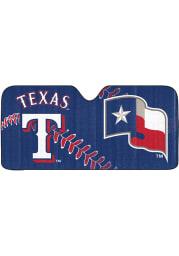 Texas Rangers Universal Car Accessory Auto Sun Shade