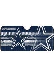 Dallas Cowboys Universal Car Accessory Auto Sun Shade