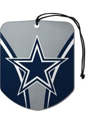 Sports Licensing Solutions Dallas Cowboys 2pk Shield Auto Air Fresheners - Blue