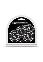 Chicago White Sox 3 Pack Ball Marker Golf Ball Marker