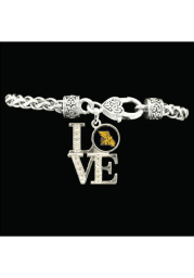 Missouri Western Griffons Love Womens Bracelet