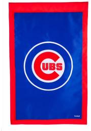 Chicago Cubs Team Logo Applique Flag