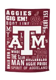 Texas A&M Aggies 12x18 inch Fan Favorite Garden Flag