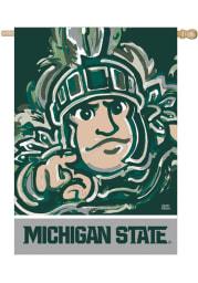 Michigan State Spartans Justin Patten Banner
