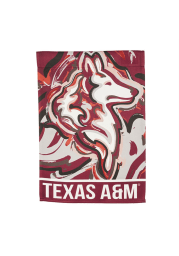 Texas A&M Aggies Justin Patten Banner