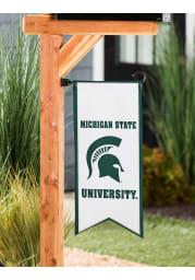 Michigan State Spartans Banner Garden Flag