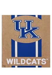 Kentucky Wildcats 29x43 Team Burlap Banner