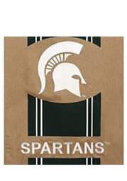 Michigan State Spartans 29x43 Team Burlap Banner