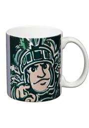 Michigan State Spartans Justin Patten 11 oz Mug