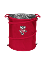 Wisconsin Badgers Trashcan Cooler