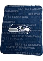 Seattle Seahawks Classic Fleece Blanket