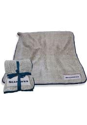 Seattle Seahawks Frosty Fleece Blanket