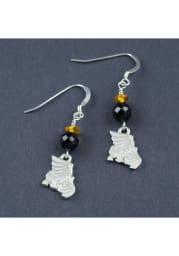 Missouri Western Griffons Dangle Womens Earrings