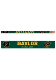 Baylor Bears 6 Pack Pencil