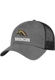 Top of the World Western Michigan Broncos Backroad Adjustable Hat - Black