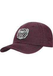 Top of the World Missouri State Bears Baby Crew Adjustable Hat - Maroon
