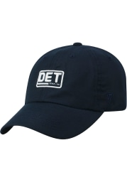 Top of the World Detroit Broadcast Adjustable Hat - Black