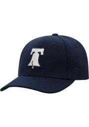 Top of the World Philadelphia Saga Adjustable Hat - Navy Blue