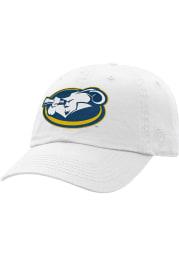 Top of the World La Salle Explorers Crew Adjustable Hat - White