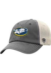 Top of the World La Salle Explorers Wickler Meshback Adjustable Hat - Charcoal