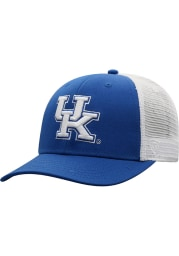 Top of the World Kentucky Wildcats BB Meshback Adjustable Hat - Blue