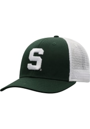 Top of the World Michigan State Spartans BB Meshback Adjustable Hat - Green
