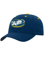 Top of the World La Salle Explorers Navy Blue One-Fit Rookie Youth Flex Hat