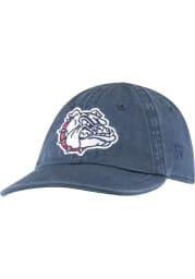 Gonzaga Bulldogs Baby Mini Me Adjustable Hat - Navy Blue