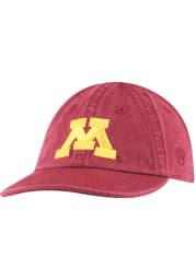 Minnesota Golden Gophers Baby Mini Me Adjustable Hat - Red