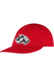 New Mexico Lobos Baby Mini Me Adjustable Hat - Red