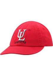 UL Lafayette Ragin' Cajuns Baby Mini Me Adjustable Hat - Red