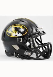 Missouri Tigers Black Speed Mini Helmet