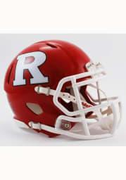 Rutgers Scarlet Knights Speed Mini Helmet