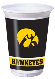 Iowa Hawkeyes cups Disposable Cups