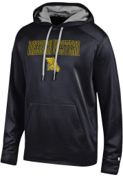 Champion Missouri Western Griffons Mens Black Athletic Fleece Hood