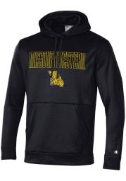 Champion Missouri Western Griffons Mens Black Field Day PO Hood