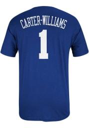 Michael Carter-Williams Philadelphia 76ers Grey Gametime Short Sleeve Player T Shirt