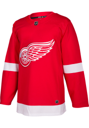 Adidas Detroit Red Wings Mens Red 2017 Home Authentic Hockey Jersey