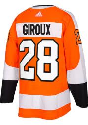 Adidas Claude Giroux Philadelphia Flyers Mens Orange 2017 Home Authentic Hockey Jersey