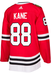 Adidas Patrick Kane Chicago Blackhawks Mens Red 2017 Home Authentic Hockey Jersey