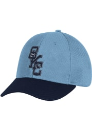 Adidas Sporting Kansas City Mens Light Blue 2T Pique Flex Hat