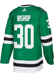 Adidas Ben Bishop Dallas Stars Mens Green Authentic Hockey Jersey