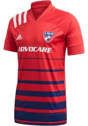 FC Dallas Mens Adidas Replica Soccer 2020 Primary Jersey - Blue